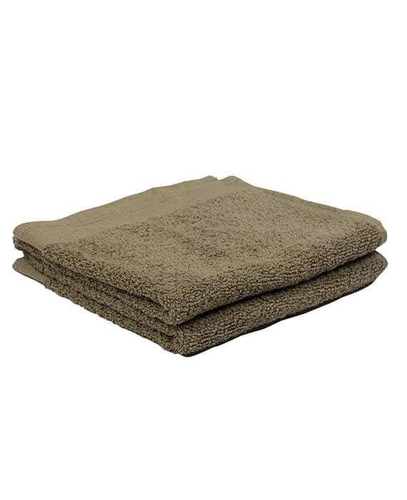 Asciugamano Verde Ardito