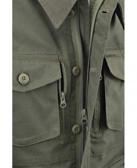 Sahariana Militar Jacket