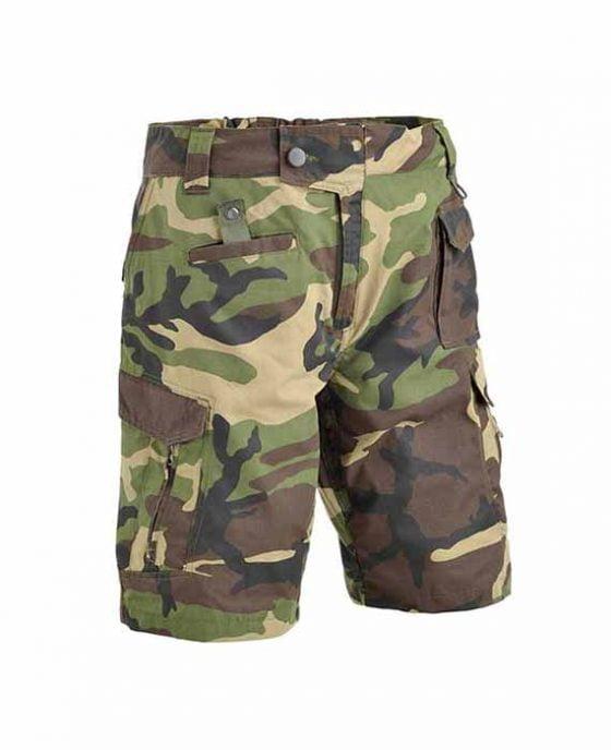 Pantaloncini Comodi in Rip-Stop