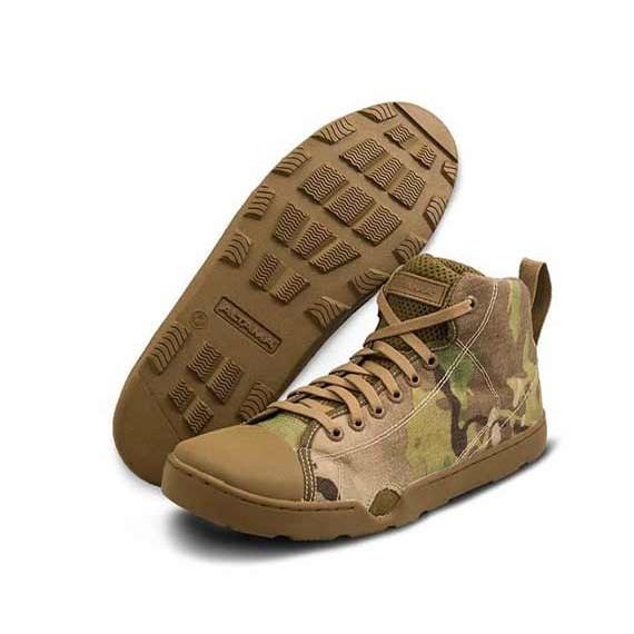 Sneakers-Militare-impermeabile