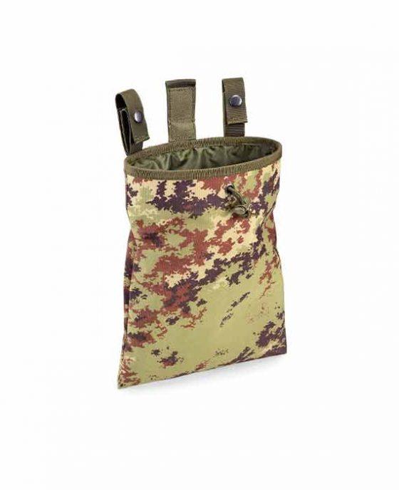 Sacca avvolgibile per munizioni