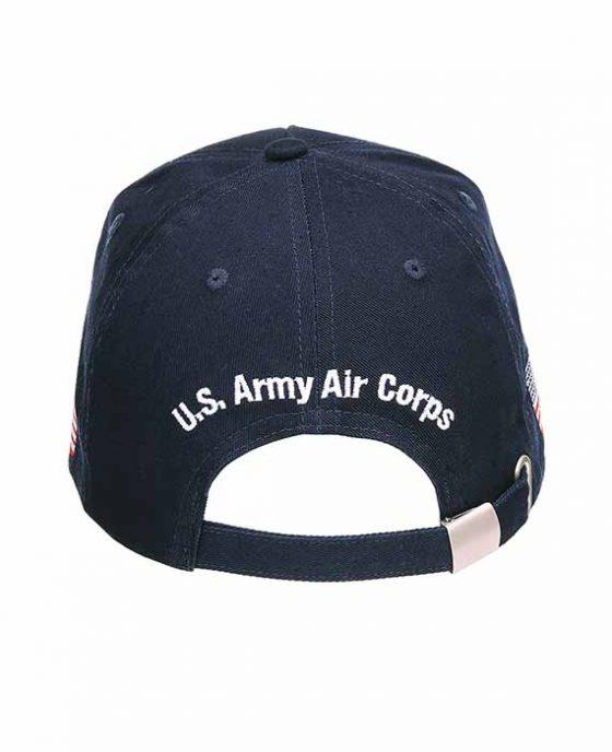 Cappellino Blu Corpi Aerei Americani