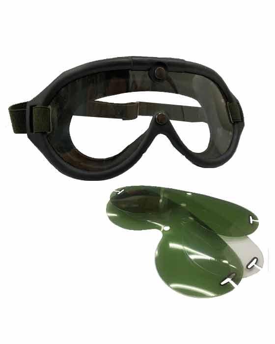Occhiali Militari da Carrista