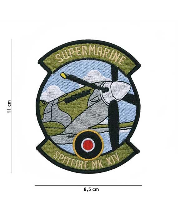 Patch-Aereo-Supermarine-Spitfire