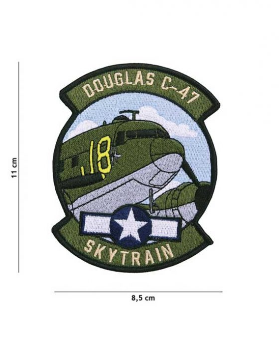 Patch-SkyTrain-C-47