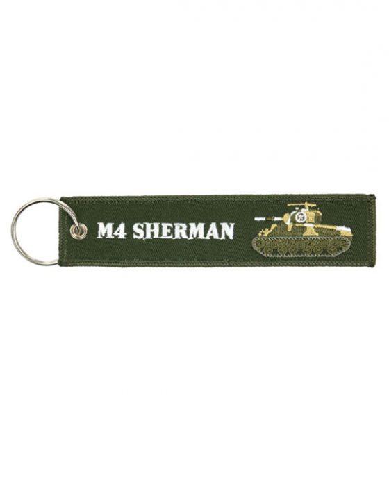 Portachiavi Carro Armato M4 Sherman