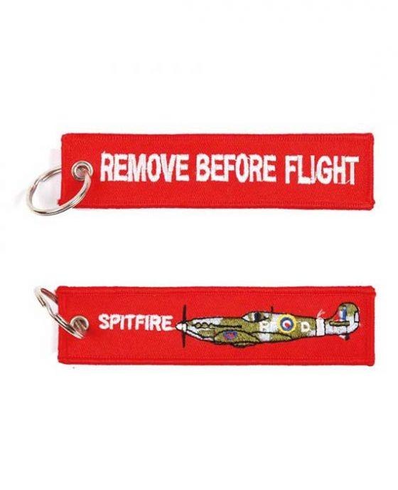 Portachiavi Before Remove Light + Aereo SpitFire