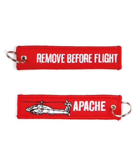 Portachiavi Before Remove Light + Elicottero Apache