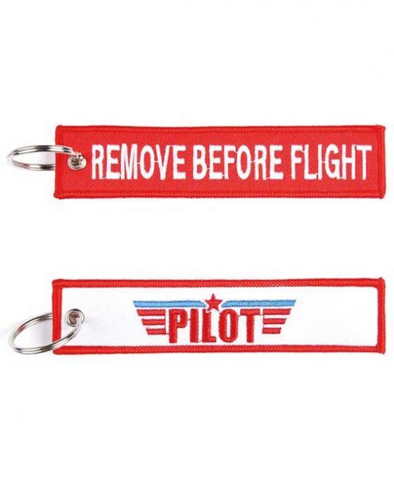 Portachiavi Remove Before Flight - Pilota