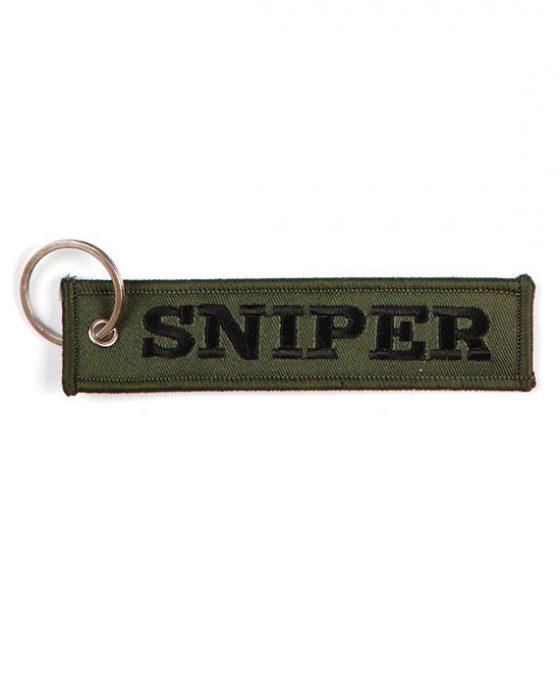 Portachiavi Sniper (Cecchino)