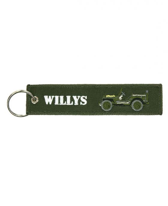 Portachiavi-SUV-Willy