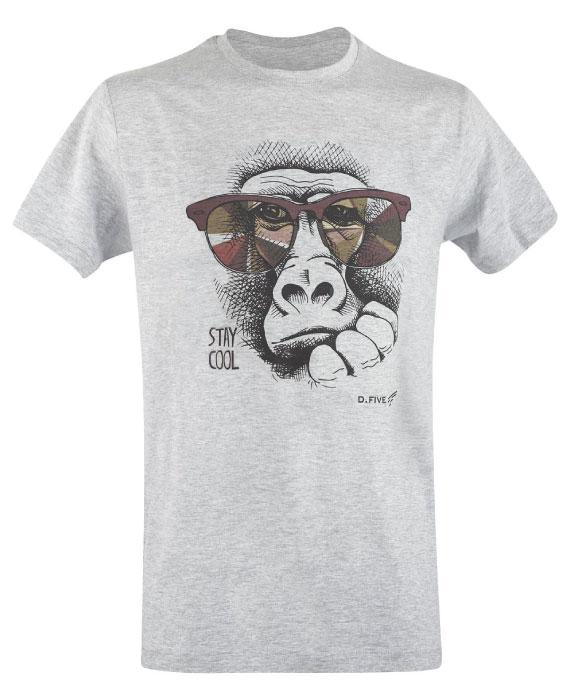 Shirt-Bonobo-Pensieroso-Grigio