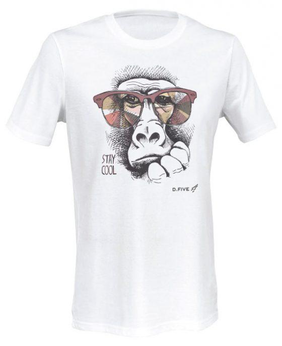 T-Shirt-Bonobo-Pensieroso