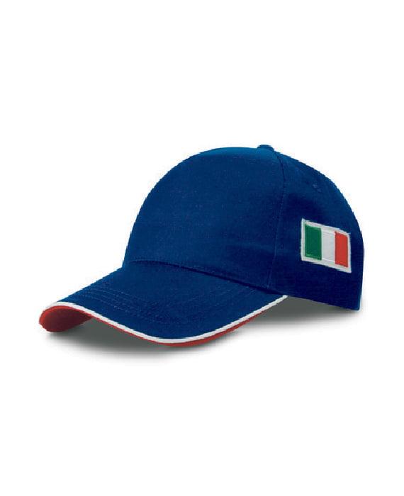 Berretto-Baseball-Italia