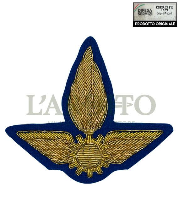 Fregio-Berretto-TRAMAT-Sottufficiale-di-Corpo