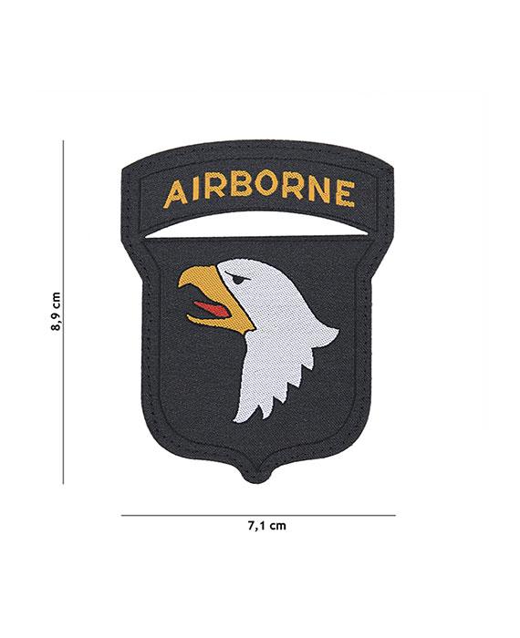Patch-Airborne-HD-Tessuto