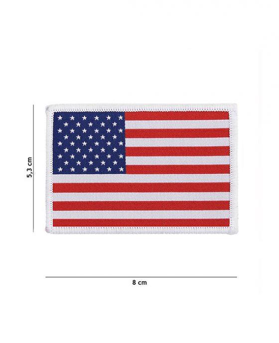 Patch-Bandiera-Americana